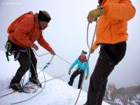 Corsi autosoccorso in alta montagna