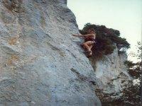 Scalare la roccia in Campania