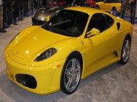 Bellissima Ferrari gialla