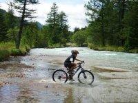 Mountainbike excursions