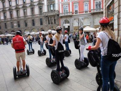 Milan City Tour Segway