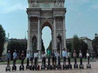 Milano tour in sagwey