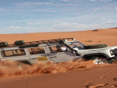 Bambini nel Deserto Ong ONLUS 4x4 Fuoristrada