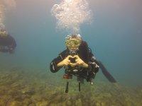 Amore per l'immersione