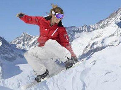 Scuola Moena 2010 Snowboard