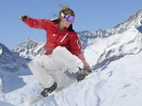 Freeride sulle Dolomiti