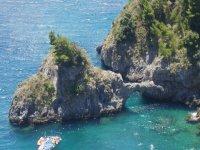 Il mare di Amalfi