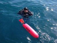 Attenzione sub in immersione