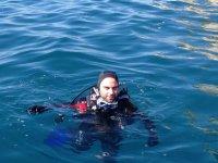 Nelle acque di Salerno