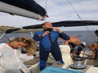 In barca ad Elba