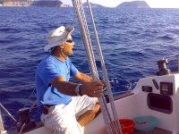 scuola di vela a ischia