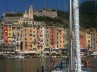 Navigare in Liguria