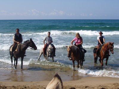 Tour cavallo Circeo 1 giorno su 10/14 ottobre