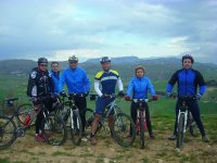 Mountainbike in Sicilia