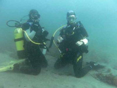 Quota 18 diving