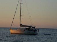 Sailing boat vacations