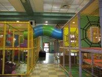 Sala feste e giochi per bambini