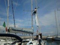 the skipper's verticalisms