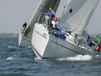 Week end in barca a vela