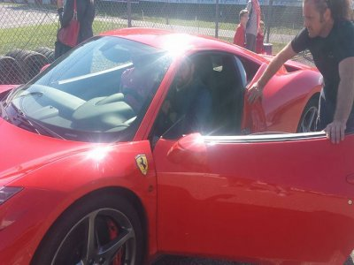 Ferrari Drive Viterbo