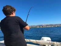Mare, relax e pesca
