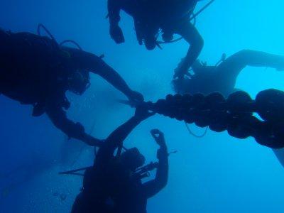Diving Ondino