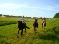 Equiturismo - horseback riding