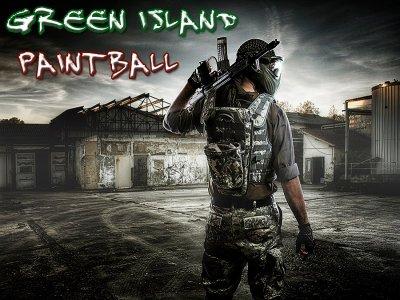 Green Island Paintball