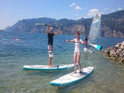 WWWind Square Paddle Surf