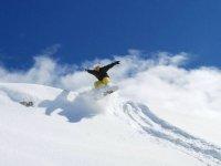 Un salto spettacolare