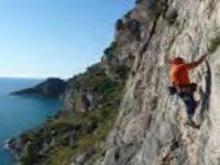 Corso Scalata su roccia