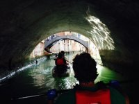Nei passaggi di venezia