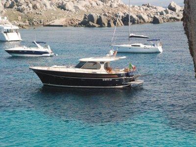 Mattia Secondo Charter Boat