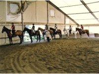 Due centri equestri a Milano