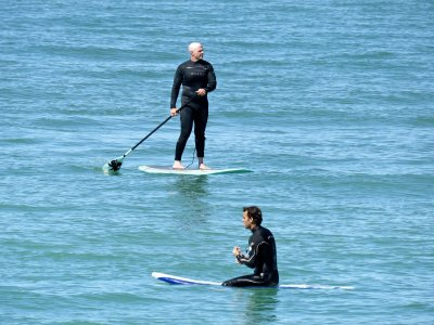 Water Games Paddle Surf