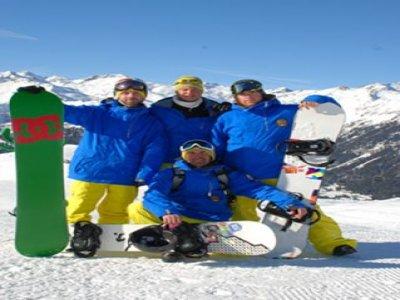 Scuola 5 Laghi Snowboard