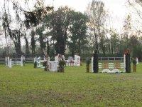 Campo ostacoli a Ravenna
