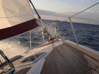 Navigando in mare