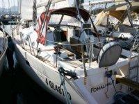 Oceanis clipper 423 fomalhaut
