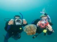 Digital Underwater Course Photographer
