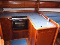 Angolo cucina barca