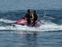 Alla guida delle nostre moto d'acqua