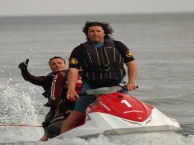 Blunt Aquabike Team