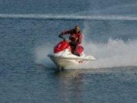 Moderne moto acquatiche