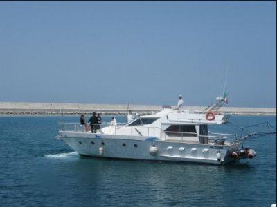 Gita in Barca con Alfonso
