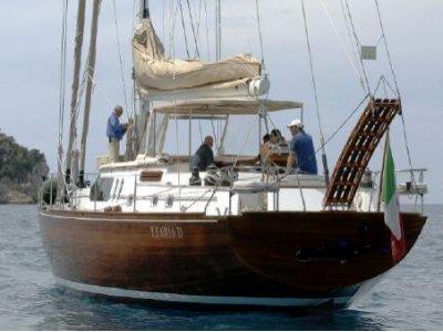 Pietro Cuccia Yacht & Ship Broker