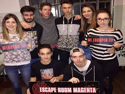 Escape Room Magenta