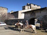 Escursioni a cavallo Valle Aosta