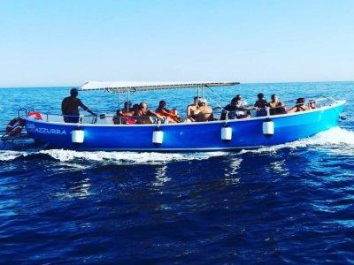Colaci Nautica Escursione in Barca