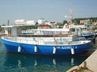 Noleggio barca per le grotte di Leuca